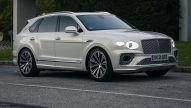 Bentley Bentayga Hybrid: Test