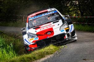 Rallye-WM: Spanien