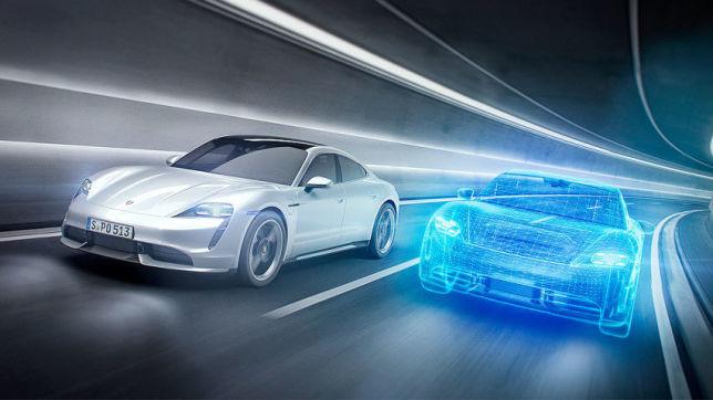 Porsche Digital Chassis (2021)