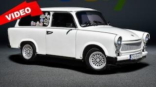 Trabant-Kombi mit Wartburg-Motor zu verkaufen