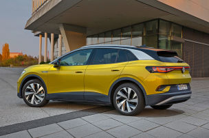 VW ID.4 Pure: Leasing