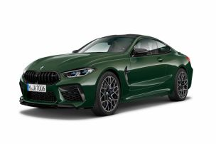 BMW M8 Competition: Leasing