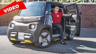 Diesen Opel darf man mit 15 fahren!