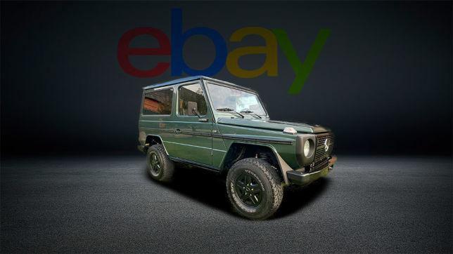 Mercedes 290 GD bei eBay
