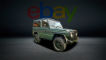 eBay  Mercedes G 290 GD