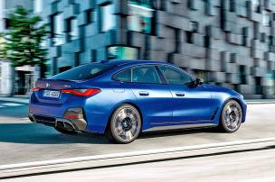 BMW i4 M50: Leasing