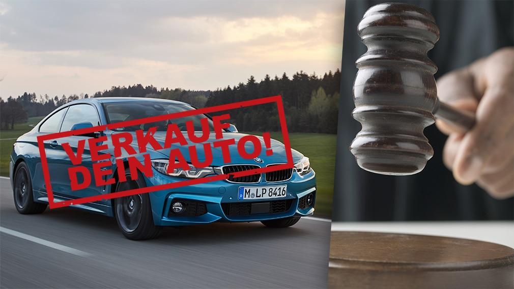 Nach Flucht vor der Polizei: Raser muss sein Auto verkaufen