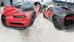 Bugatti Chiron - Copart