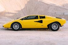 Wie der Lamborghini Countach zu seinen Kanten kam