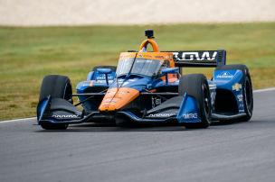 Indycar: Nico H�lkenberg