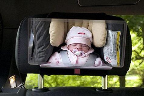 Spiegel Baby Auto : Baby im blick autobild