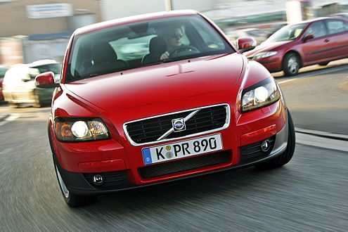 Schick und sauber: Als zweiter Preis winkt ein Volvo C30 2.0 D Summum mit Partikelfilter. Wert: 29.300 Euro.