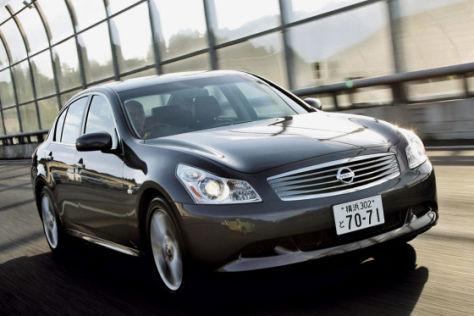 Nissan Luxusmarke Infiniti