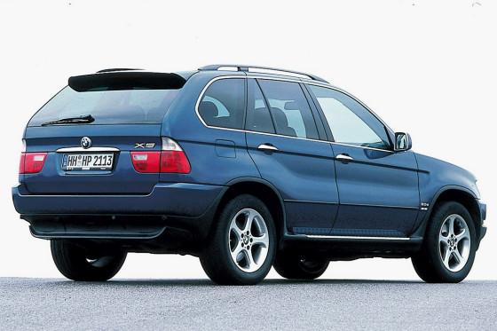 Als Statussymbol ist der X5 kaum zu schlagen, als Geländewagen sehr wohl.