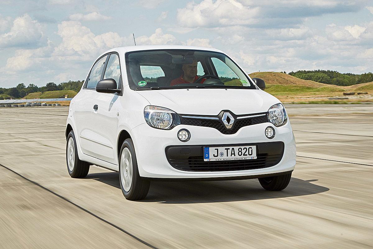 Renault Twingo Luxe SCe 70