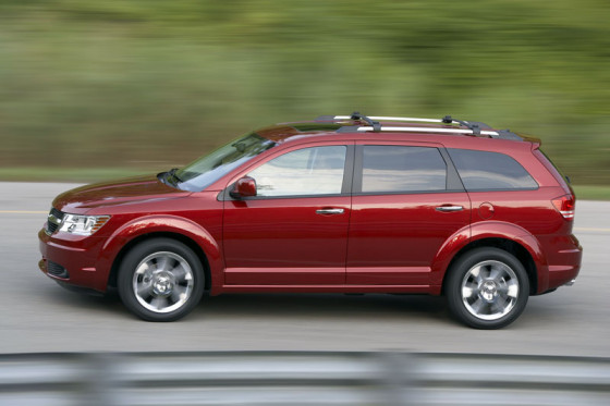 Antrieb: Bei den Journey-Motoren gibt es die Auswahl aus zwei Benzinern und einem Diesel.