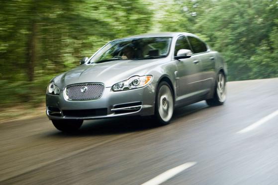 Premiere Jaguar XF