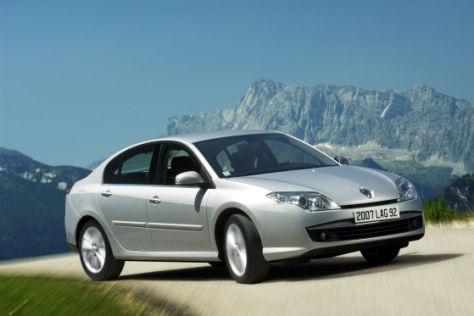 Starke Motoren für Renault Laguna