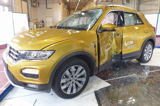 Euro NCAP 2017: Flops und Tops