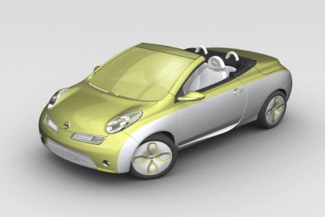 Nissan Micra Colour + Concept