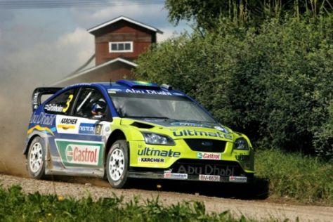 WRC: Rallye Neuseeland 2007