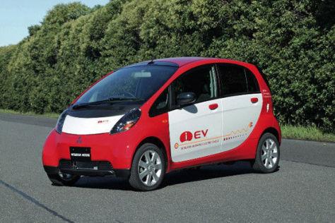 Mitsubishi i-EV