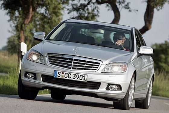 Der schönste Kandidat in der Kategorie Limousinen und Kombis: die C-Klasse.