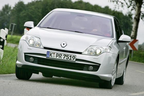 Qualitätsoffensive: Der neue Renault Laguna soll die Fehler des Vorgängers vergessen machen.