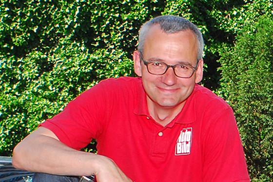 AUTO BILD-Redakteur Dirk Branke.