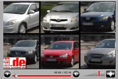 Bei autobild.tv führen Sie die Regie und gucken die besten Autofilme, wann immer es Ihnen passt.