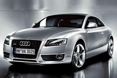 Neuer Motor im Audi A5