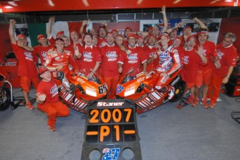 MotoGP: Motegi 2007