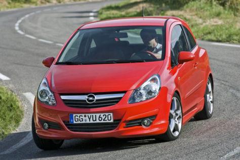 Preise Opel Corsa GSI