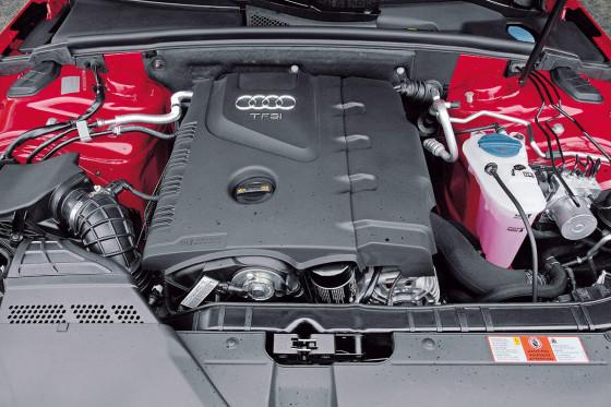 Angenehm leise: der 160 PS starke Turbo-Vierzylinder.