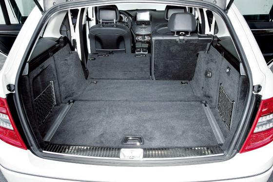 Zugelegt: Der Kofferraum fällt größer aus als beim Vorgänger.