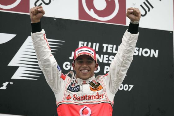 Was ist der Sieg von Fuji für Lewis Hamilton wirklich Wert?