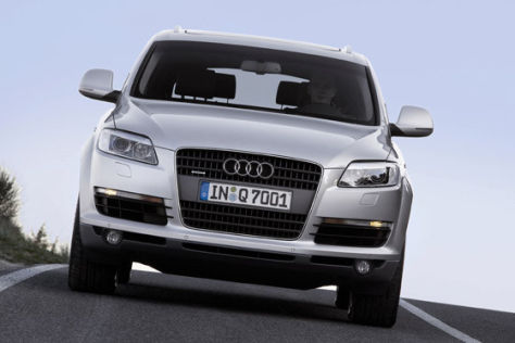 3,0-Liter-TDI im Audi Q7