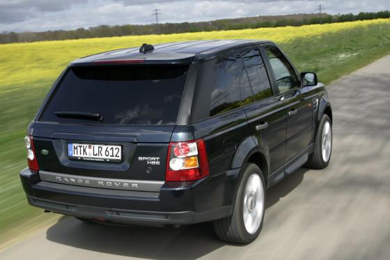 Der Range Rover versucht, mit anderen Werten als nackten Fakten zu überzeugen.