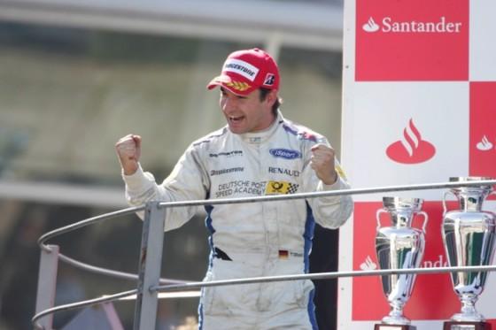 Nach Rosberg und Hamilton kommt der dritte GP2-Champion in die Formel 1: Timo Glock fährt bald Toyota.