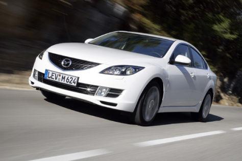 Fakten zur Mazda-Mittelklasse