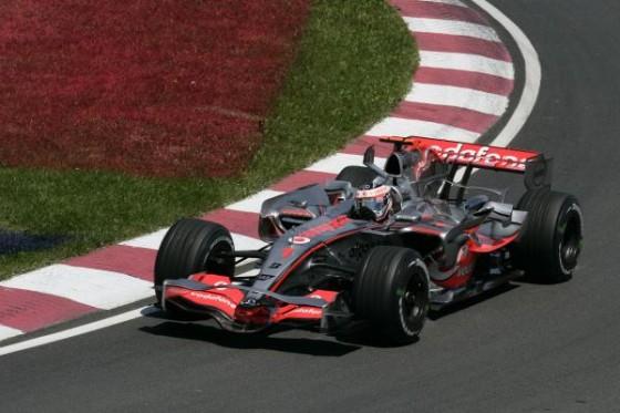Lewis Hamilton im Silberpfeil. Hat er auch in Brasilien die Nase vorn?
