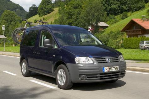 Rückruf VW Caddy