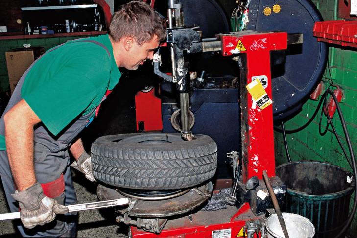 Einbautipp Reifendrucksensoren