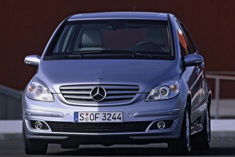Mercedes-Planungen