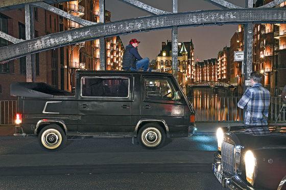Mercedes Landaulet selber bauen
