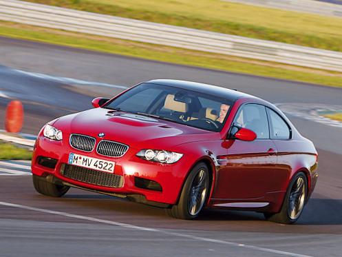 Sportwagen-Evolution, Teil vier: Der aktuelle M3 ist eine Hightech-Maschine mit brutalem V8.