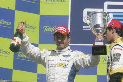 Formel 1: Fahrerkarussell