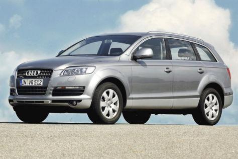 Rückruf Audi Q7
