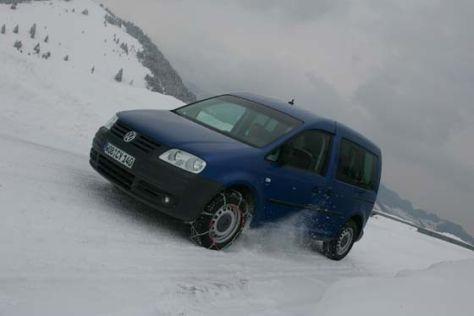 VW Caddy 2.0 TDI