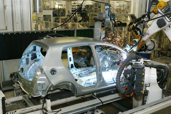 VW Werk Wolfsburg Montage